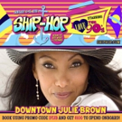 Ship-Hop Cruise Adds Downtown Julie Brown To Host Events