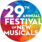 Lineup Announced for NAMT's 2017 FESTIVAL OF NEW MUSICALS