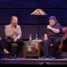 VIDEO:  Bill Maher and Arianna Huffington Talk Trump with Michael Moore at TERMS OF M Photo