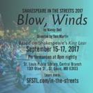 Joneal Joplin to Lead Shakespeare in the Streets' BLOW, WINDS; Cast Announced