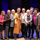 Photo Flash: Alan Cumming Visits Nancy Opel and the Cast of CURVY WIDOW Off-Broadway Photo
