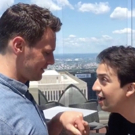 VIDEO: Jonathan Groff Duets with Lin-Manuel Miranda for #Ham4All Challenge
