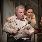 Photo Flash: First Look at DEATHTRAP Starring Paul Bradley and Jessie Wallace
