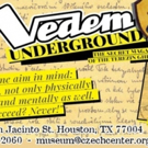 Czech Center Museum Houston Welcomes the Vedem Underground Project