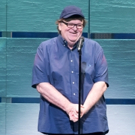 Photo Flash: Michael Moore Steps Into the Broadway Spotlight in TERMS OF MY SURRENDER