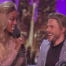 VIDEO: Derek Hough Sneaks In to Light Balance's Epic Performance on AMERICA'S GOT TALENT