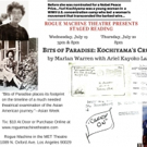 Rogue Machine Theatre to Stage Reading of BITS OF PARADISE: KOCHIYAMA'S CRUSADERS Photo