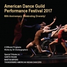 Garth Fagan, Martha Myers, American Indian Dancers and More Set for 2017 American Dan Photo