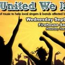 'United We Jam' to Support Singers & Bands Who Lost Instruments During Hurricane Harvey