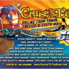 Cruise to the Edge 2018 Final Public Sale Begins; Updated Lineup Announced