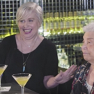 VIDEO: CURVY WIDOW's Nancy Opel and Bobby Goldman Sip Cocktails on BROADWAY BARTENDER Photo