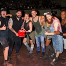 STOMP Cast and Audience Celebrate 15th Birthday in London with Cake