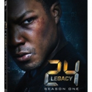 The Clock Counts Down Again with 24: LEGACY, Available on DIGITAL Now & DVD Today