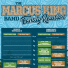 The Marcus King Band Family Reunion Festival Announces Final Lineup Photo