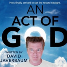 Jimmy Curtin Sets the Record Straight in AN ACT OF GOD