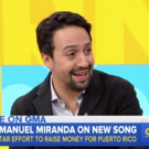 VIDEO: Lin-Manuel Miranda Talks New Benefit Song for Puerto Rico on Morning Talk Shows