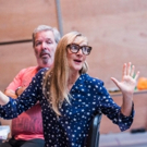 Photo Flash: Inside Rehearsal for THE SEAGULL at the Lyric Hammersmith Photo