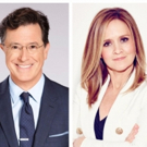 Stephen Colbert & Samantha Bee to Bring 'SAD! A HAPPY EVENING' to NJPAC