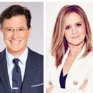 Stephen Colbert & Samantha Bee to Bring 'SAD! A HAPPY EVENING' to NJPAC Photo