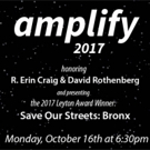 Houses on the Moon Theater Company Slates AMPLIFY 2017 Benefit Photo