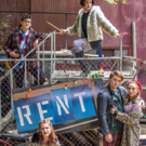 RENT Preps for Opening at Barn Theatre Co