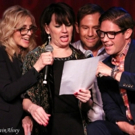 Photo Flash: Beth Leavel, Judith Light and Chad Kimball Join Frank DiLella at Birdland Photos