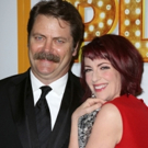 Megan Mullally, Nick Offerman to Pen Memoir of Their 'Epic Romance'