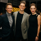 Photo Flash: Aaron Tveit, Laura Osnes and More Celebrate TodayTix's New 'The X Magazine'