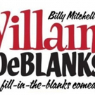 Casts Set for VILLAIN: DeBLANKS This Fall at The Green Room 42