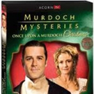 On Acorn DVD and Blu-ray, Feature-Length Christmas Episode of Murdoch Mysteries 10/10