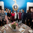 Photo Flash: First Lady Chirlane McCray Helps Launch MCC Theater Partnership to Bring the Arts to At-Risk Youth