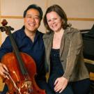 Music In The Air! Renowned Cellist YO-YO Ma Returns To The McCallum Theatre Accompani Photo