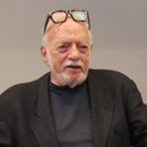 Photo Flash: Just 17 Inspiring Photos of Hal Prince with His Glasses on His Head Photo