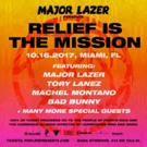 Major Lazer Organizes 'Relief Is The Mission' Charity Concert in Miami