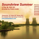 Hudson Theatre Works to Present Nuclear Drama SOUNDVIEW SUMMER Photo