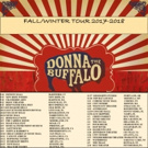 Donna The Buffalo Unveils New Music Video and Fall, NYE & Winter Tour