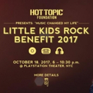 Little Kids Rock Hosts Benefit Gala for Music Education Featuring Bonnie Rait, Elvis Costello, and More