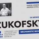 Memorial Concert for Violinist Paul Zukofsky to Feature MONKEYS AT PLAY Premiere and  Photo