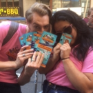 Photo Flash: Eco-Musical ENDANGERED! Visits BC/EFA's Broadway Flea Market