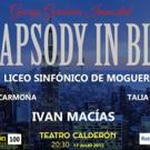 El Teatro Calderón de Madrid acoge el concierto sinfónico RHAPSODY IN BLUE