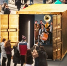 TimesSquare Portal Brings the World to Times Square Photo