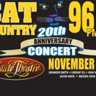 Cat Country 96 Anniversary Concert Will Benefit Freddy Awards