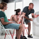 Photo Flash: Inside Rehearsal for the First London Revival of Kevin Elyot's COMING CLEAN