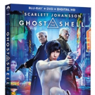 GHOST IN THE SHELL, Starring Scarlett Johansson Now Available on Blu-ray and DVD