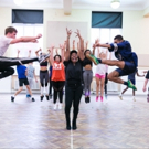 Photo Flash: Welcome to the 60s! Inside Rehearsals for HAIRSPRAY Ahead of UK Tour Photo