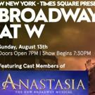 ANASTASIA Takes Over BWW on Instagram for Broadway At W