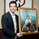 Photo Coverage: Andy Karl Receives GROUNDHOG DAY Portrait at Tony's Di Napoli! Photo