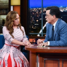 VIDEO: Leah Remini Argues That Scientology Isn't a Religion on LATE SHOW