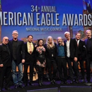 34th Annual American Eagle Awards Presented at Summer NAMM Show In Nashville