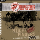 The Rolling Stones 'Sticky Fingers Live At The Fonda Theatre 2015' Out 9/29